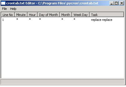 Cron and Crontab commands