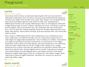 greenbox-wordpress-theme